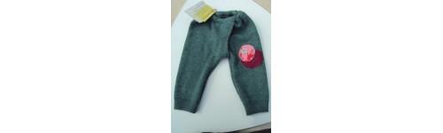 Pantalon chinois en laine