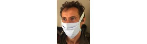Masque barrière de protection lavable