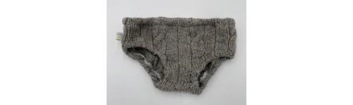 Culottes en laine